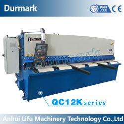 Machine van de Scheerbeurt van QC12k 13X5000 de Hydraulische, de Scheerbeurt van de Plaat van het Metaal van de Guillotine
