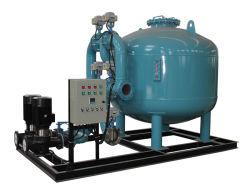 Автоматическая Backwash Перепускная гайка Shell фильтрации воды