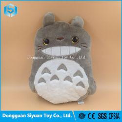 Scaldino della mano del personaggio dei cartoni animati il mio giocattolo contiguo della peluche di Totoro