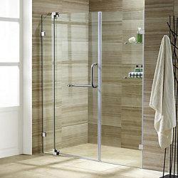 Vidro temperado/temperado para a porta do chuveiro