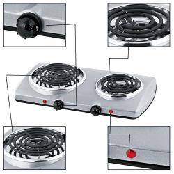acier inoxydable de la bobine 430 Plaque chauffante de cuisson cuisinière électrique pour le commerce de gros