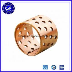 Feste Schmiermittel-Gussteil-Bronzen-Buchse-Peilung für Werkzeugmaschinen