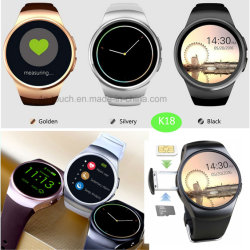 Самый дешевый Bluetooth Smart смотреть для ОС Android Ios мобильный телефон K18