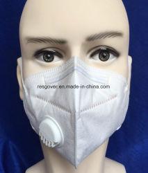 Maschera di protezione a gettare della polvere di Ffp1 Ffp2 Ffp3 N95