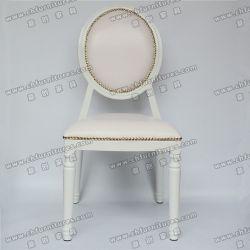 Restaurante Hotel Mobiliário metálico de Banquetes imitado cadeira de madeira Yc-D07b