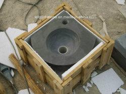 يجلّخ الصين/[شنس]/آسيوية طبيعيّ زرقاء حجر جيريّ حوض/بالوعة لأنّ غرفة حمّام ومطبخ