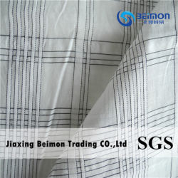 19mm Silk Cotton Satin Check