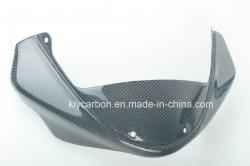 A fibra de carbono Moto carenagem dianteira parcial para a Ducati