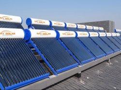 La fabricación de acero inoxidable profesional todos de baja presión calentador de agua solar