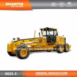 Официальным производителем21-3 Shantui Sg автогрейдера