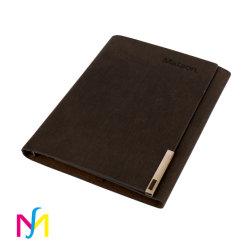 Het Boek van de Nota van de Druk van het Boek van het Adres van de Oefening van het Boek van Hardcover van de fabriek