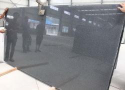 Оптовая торговля базальтовой плитки отточен кунжутного черного гранита G654