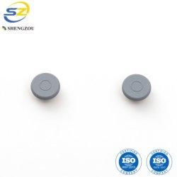 13mm Gray Chlorobutyl Pharmaceutical Serum Rubber Stopper