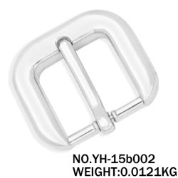 Broche métallique Slivoïde de boucle de sacs accessoires pour les hommes du sac