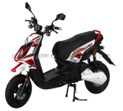 1500W72V Cheap Electric Powerful Motorcycle, Adult Electric Moped mit Silicon Battery (EM-025)