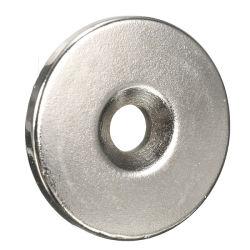 De krachtige N48 Magneet van de Ring van het Neodymium