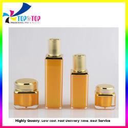 Le maquillage à l'emballage de produits cosmétiques Masque crème Jar vide en plastique sans BPA acrylique Lotion Conteneur pour les soins de la peau