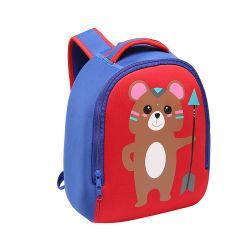Drôle de mignons animaux du zoo de sac à dos en néoprène de grande qualité Histoire Sac Housse en néoprène étanche Kid Pack Kids Enfants sac à dos Sac d'école en plein air