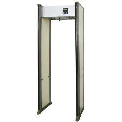 Abnm-3300g 33 Zonen imprägniern Torbogen-Metalldetektor, Türrahmen-Metalldetektor-Gatter, Durchlauf-Metalldetektor