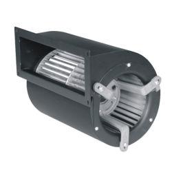 CentrifugaalVentilator van de Ventilator van de Ventilatie van de Uitlaat van de Dubbele toegang van de Zuiveringsinstallatie van de Lucht van Toyon de Industriële gelijkstroom de EG Voorwaartse Gebogen Brushless