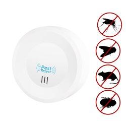 Errore di programma del roditore della casa di Timethinker anti del Regno Unito delle spine della zanzara dell'assassino di insetto della cosa repellente degli animali domestici del mouse ultrasonico elettronico astuto di scarto