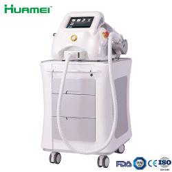 L'IPL Laser Shr Opt l'Epilation Permanente de l'équipement médical de la machine Salon de beauté
