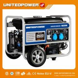 generator van de Motor van de Benzine van de 2.5kw3kw 3.5kw 3kVA 4kVA de Kleine Omschakelaar Elektrische Draagbare met Ce EU-V EPA