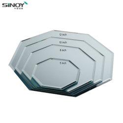 مرآة حافة مشطوفة من الزجاج المشطوب 3 إلى 6 مم