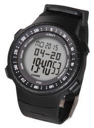 Het openlucht Horloge van de Hoogtemeter van de Sport Multifunctionele voor het Beklimmen van de Weervoorspelling van de Temperatuur van de Druk van de Lucht