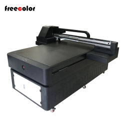 木製ガラス、陶磁器PVCボードの印刷のためのFreecolor FC-UV1015の紫外線平面プリンター