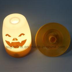 En matière plastique de la batterie électrique Luminary Hight Lanterne éclairage LED lumineux