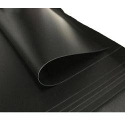 Het milieuvriendelijke Zwarte Plastic Blad van de Kleur pp voor Druk