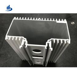 Profil personnalisé en alliage aluminium extrudé 6063/6061 T3-T8