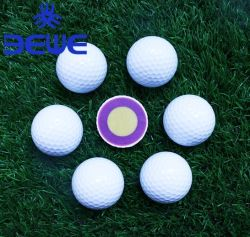Оптовая торговля изготовленный на заказ<br/> 4 частей диапазона мяч для гольфа в соответствие