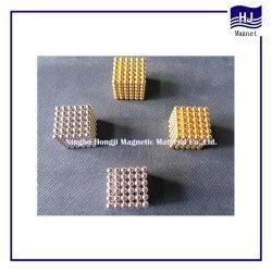 Высокое качество неодимовым магнитным Neocube игрушки (диаметр 5 мм)