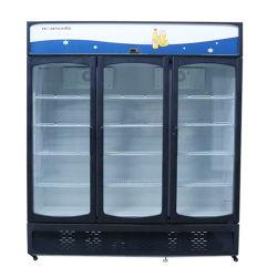 スリードアビアミルクチラーボトルチラー商用冷蔵庫キャビネット