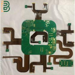 Elektronik-Platine Custom FPC Tg130 gedruckte Leiterplatte, zweilagig Leiterplatten