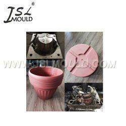 プラスチック植木鉢の注入型