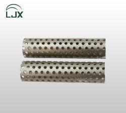 ASTM B338 6,35mm D.e.-30mmtitanium tubos de titânio de atacado do tubo do filtro
