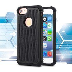 Cassa del silicone del telefono mobile per il coperchio I7 del telefono del silicone di iPhone 7