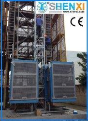 Shenxi 세륨에 의하여 증명되는 건축 게양하 두 배 감금소