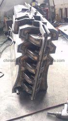 Roto el molde de plástico para el tráfico camino barreras/molde de acero de rotación