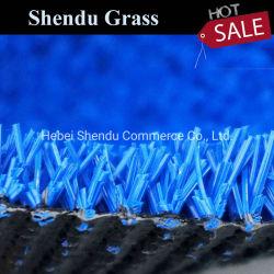 Paisajes coloridos azulejos de césped sintético precios baratos