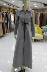الصين ممون نساء مسلم صوفيّة على لباس طبقة [مإكسي] لباس خارجيّ شتاء نمو طبقة طويلة إسلاميّة