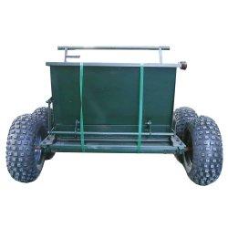 Искусственных травяных установку и техническое обслуживание песок резиновые Infilling машины