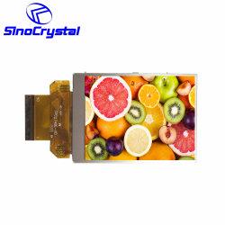شاشة TFT LCD ملونة تعمل باللمس بحجم 2.8 بوصة من المصنع Ili9341 شاشة LCD 240×320 بكسل
