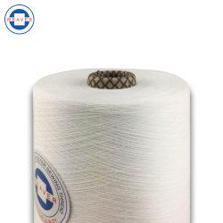 100% de fibras de poliéster 63/1 para máquinas de costura e de tricotar