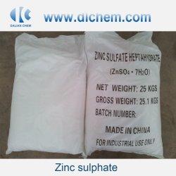Polvere bianca 98% min solfato di zinco