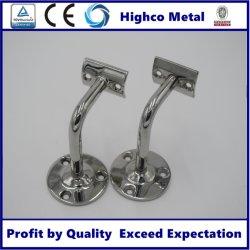Raccord de l'escalier en acier inoxydable étape courante de pièces de la main courante de l'escalier accessoires avec le faible prix