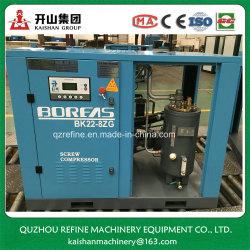 Compressore pneumatico a vite Ad Azionamento diretto BK22-8ZG 30HP 126CFM/8bar
